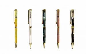 Combo Bút ký Triệu $ Form 3 (thân thẳng - to) -  Thiết kế riêng