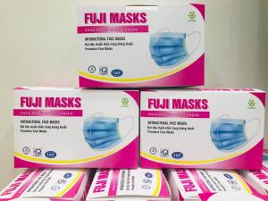 Khẩu Trang Y Tế Kháng Khuẩn 4 Lớp Fuji Mask