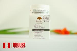 Mặt Nạ Bùn Thải Độc Tẩy Da Chết Làm Sạch Sâu Mud Mask Tree Hut 82g