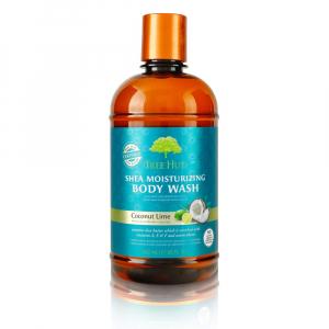 Sữa Tắm Loại Bỏ Bụi Bẩn Làm Sạch Sâu Coconut Lime Tree Hut 502ml