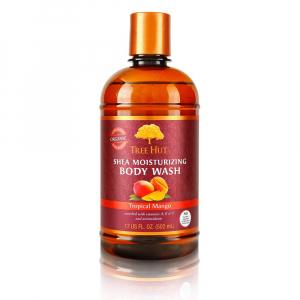 Sữa Tắm Dưỡng Ẩm Phục Hồi Da Hư Tổn Tropical Mango Tree Hut 502ml
