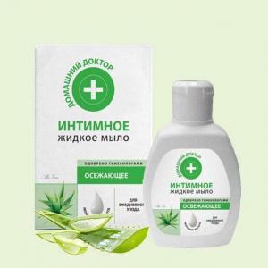 Dung dịch vệ sinh phụ nữ Lô Hội 200ml Domashnij Doctor