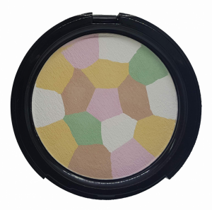Phấn Highlight Bắt Sáng Aery Jo - Mosaic Compact Powder - Yellow Mix