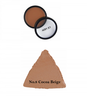 KEM NỀN CHE KHUYẾT ĐIỂM AERY JO - Camouflage Creme - Cocoa Beige