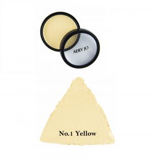 KEM NỀN CHE KHUYẾT ĐIỂM AERY JO - Camouflage Creme - Yellow