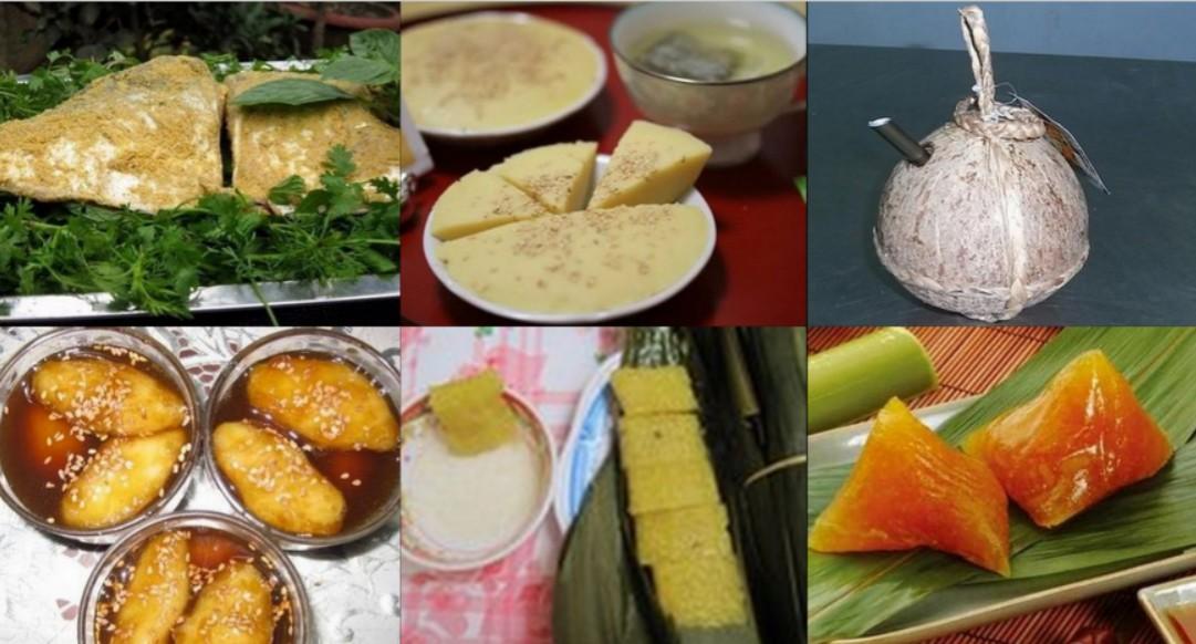 Mê mẩn với 10 món đặc sản nổi tiếng của Vĩnh Phúc