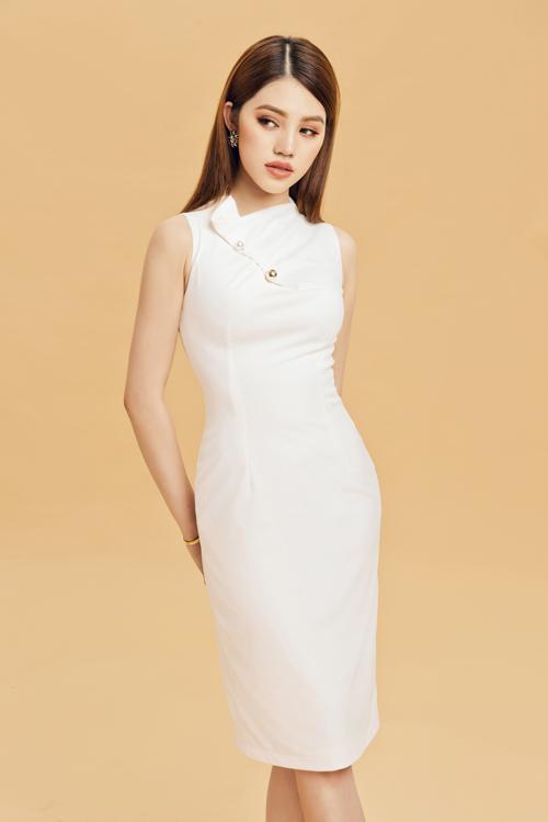 Béo hay gầy, cao hay thấp cứ mặc váy như thế này thì chàng nào cũng yêu!