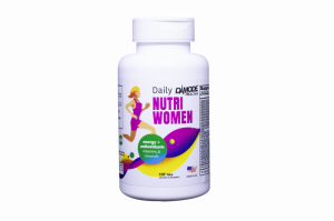 Daily Nutri Women - 100 Tablets