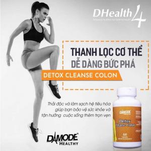 Detox & Cleanse Colon - 60 Capsules