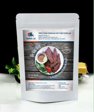 Bò gác bếp Trường Lạc - Hương vị Tây Bắc