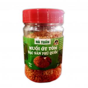 Muối ớt tôm Hà Tuấn - Đặc sản Phú Quốc