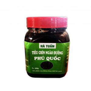 Tiêu chín ngào đường Hà Tuấn - Đặc sản Phú Quốc