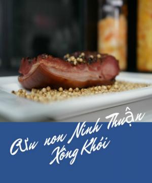 Thịt cừu xông khói Vinh Hạnh - Đặc sản Ninh Thuận
