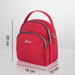 Balo mini Kim Long KL402(Đỏ)