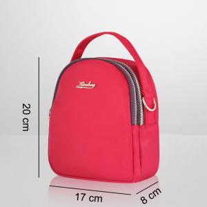 Balo mini Kim Long KL403 ( Đỏ )