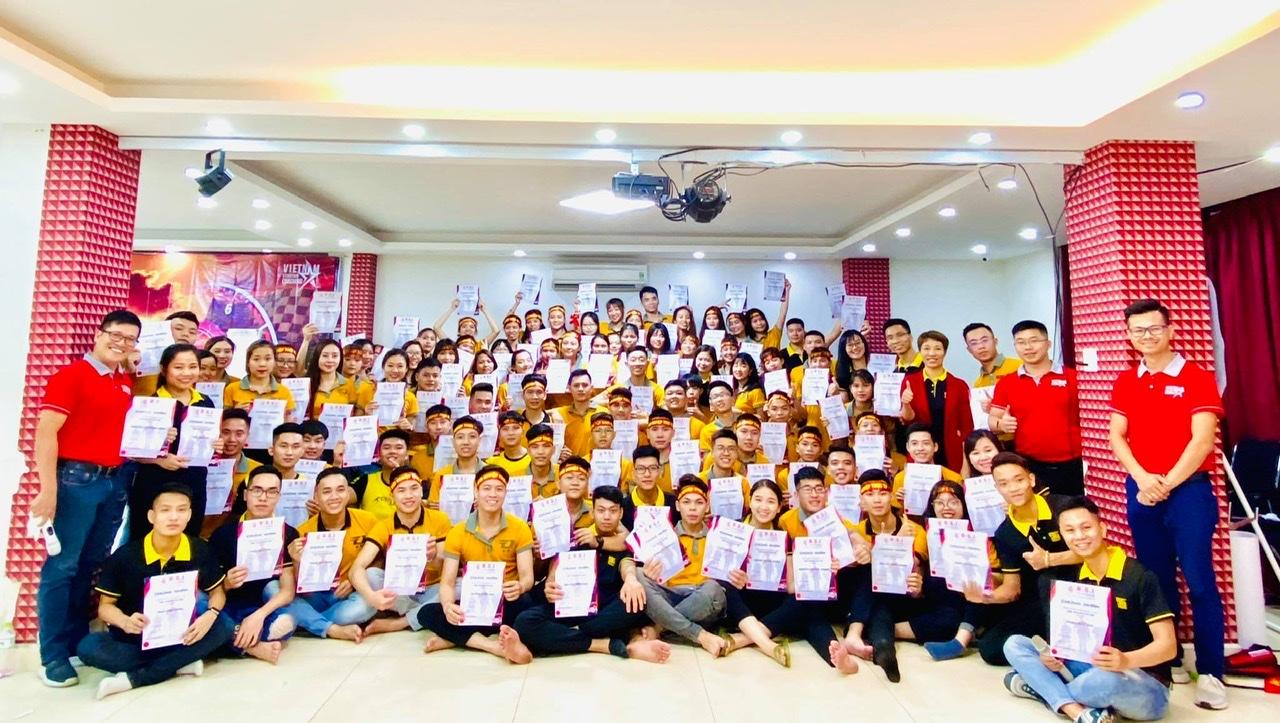 Khoá huấn luyện The Start Up 29 - SPEED UP tại chi nhánh Hà Nội - hành trình khởi nghiệp thực tế toả sáng tương lai