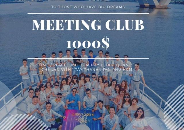 Hội ngộ nhân tài Club 1000$ và những kế hoạch, chiến lược về đích 6 tháng cuối năm 2020