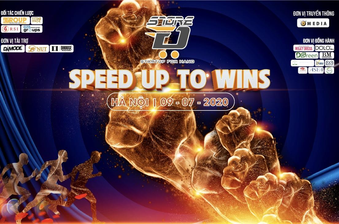 Tổng lực quý 2 thị trường Hà Nội - Speed Up To Wins