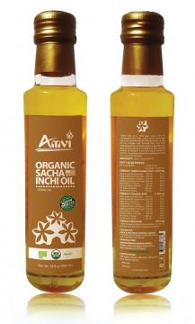 DẦU CHIÊN SACHA INCHI - Oganic Sacha Inchi Oil, Frying Oil