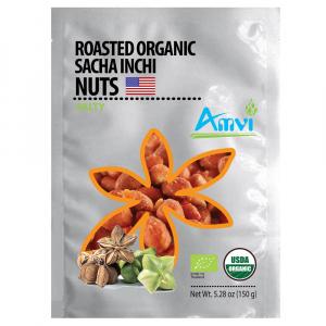 ĐẬU RANG SACHA INCHI - Oganic Sacha Inchi Nut, Salty