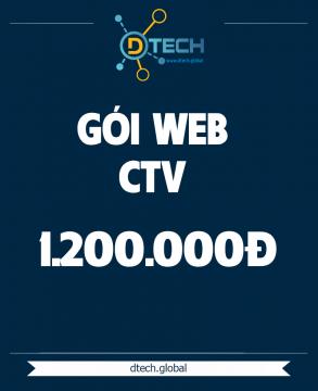 GÓI WEB CTV - 1TR2