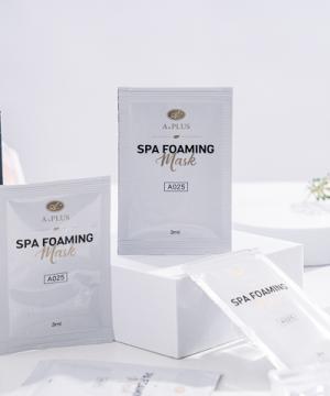 Mặt Nạ Bọt Thải Độc - Spa Foaming Mask 25 gói x 3ml/hộp