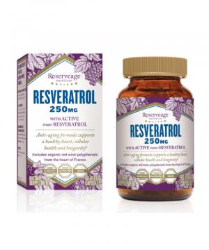 Viên Chống Oxy Hóa - Resveratrol 250MG (hộp)