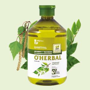 Dầu gội dành cho tóc thường O'Herbal