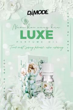 Nước Hoa Vùng Kín - Color Of Rain Luxe Perfume Oil